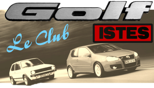 Entete club VW Golfistes